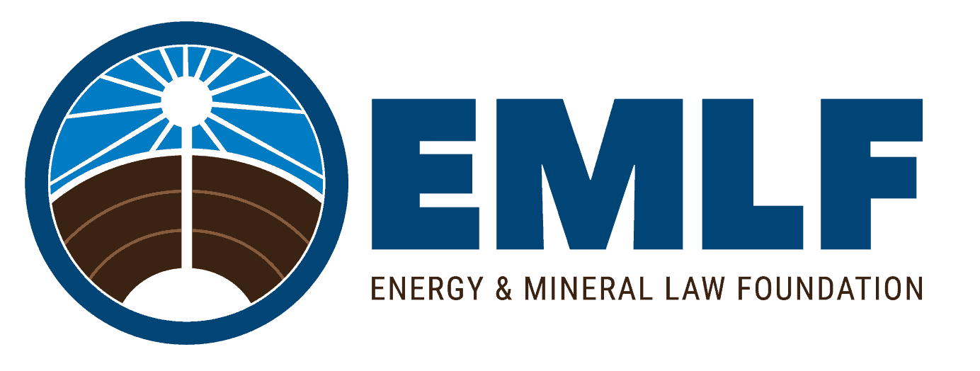Energy & Mineral Law Foundation (EMLF)