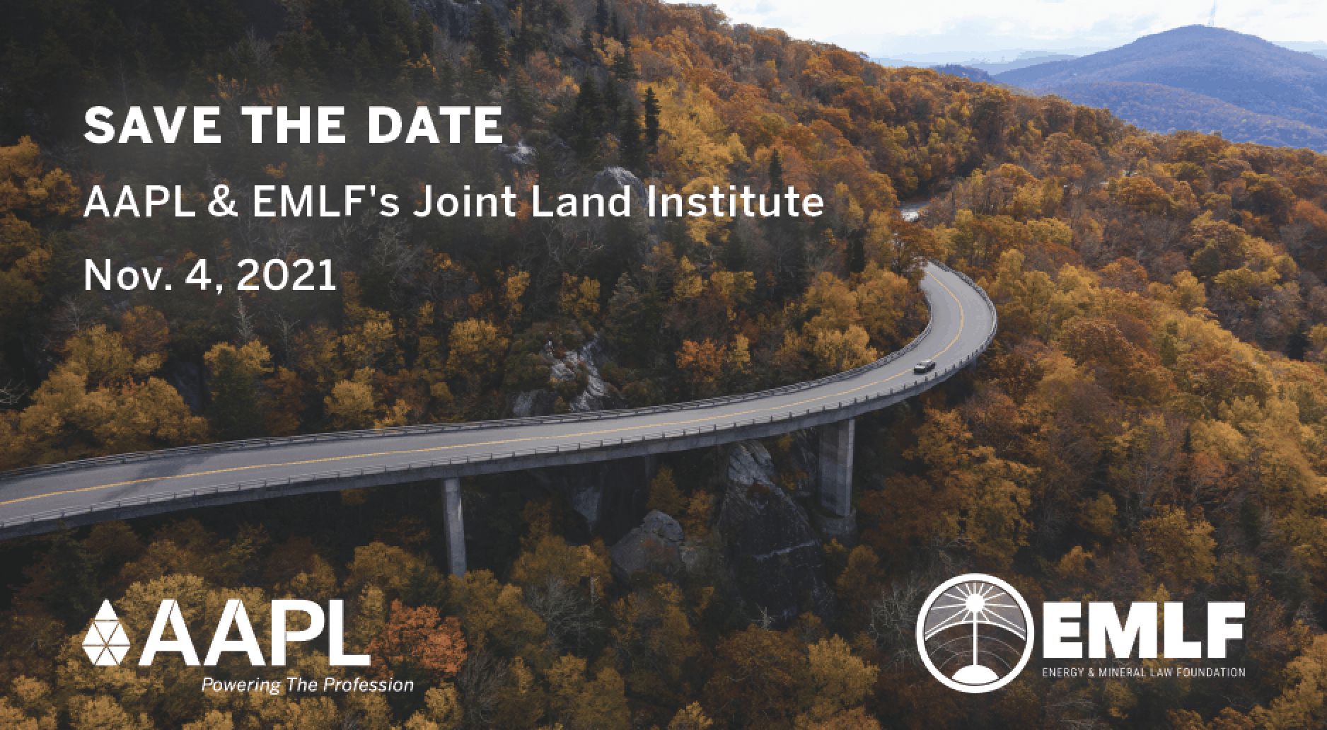 AAPL & EMLF's Joint Land Institute