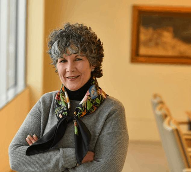 Erin Magee receives 2021 John L. McClaugherty Award